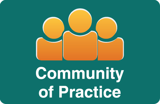 Community-of-Practice button