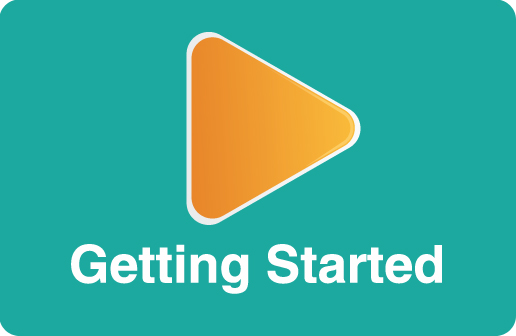 Getting-Started button